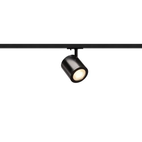 Marbel 1000712 SLV 1PHASE-TRACK, ENOLA_C светильник 11Вт c LED 3000К, 900лм, 55°, черный