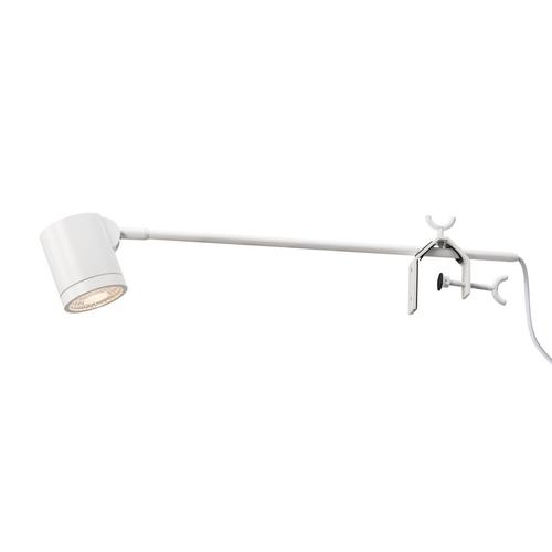 Marbel 1000734 SLV ANELA LED DISPLAY светильник на струбцине 10Вт с LED 3000К, 750лм, 50°, с выключателем,
