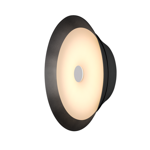 Marbel 1000743 SLV BATO 35 LED CW светильник накладной 15Вт с LED 2700К, 850лм, 100°, черный