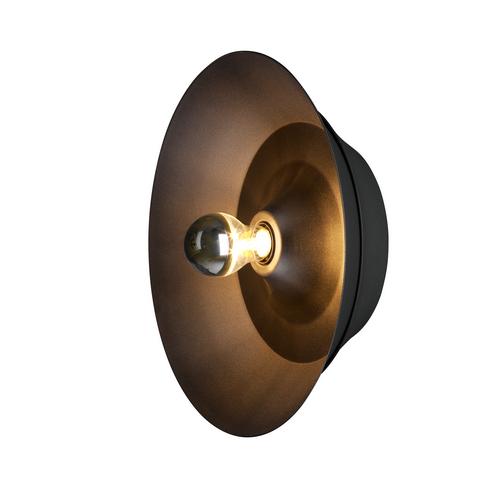 Marbel 1000746 SLV BATO 35 E27 CW светильник накладной для лампы E27 60Вт макс., черный