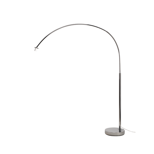 Marbel 1000763 SLV FENDA BOW BASIS светильник напольный для лампы E27 40Вт макс., без абажура, хром
