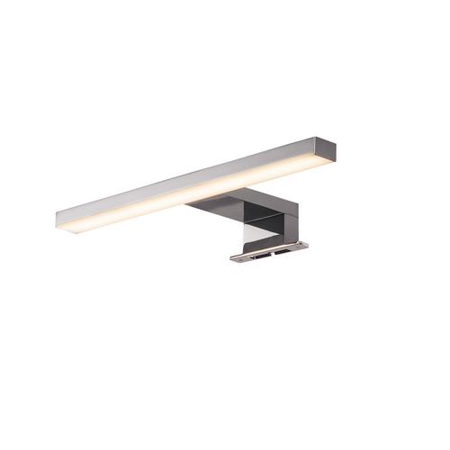 Marbel 1000777 SLV DORISA LED 30 светильник IP44 для зеркала или шкафа 5.2Вт с LED 4000К, 280лм, 110°, хром