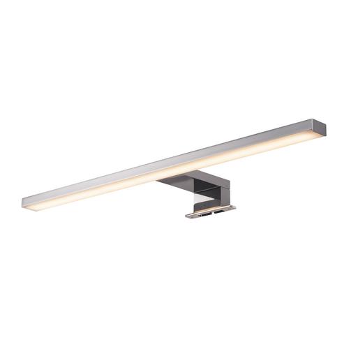 Marbel 1000780 SLV DORISA LED 50 светильник IP44 для зеркала или шкафа 6.6Вт с LED 4000К, 370лм, 110°, хром