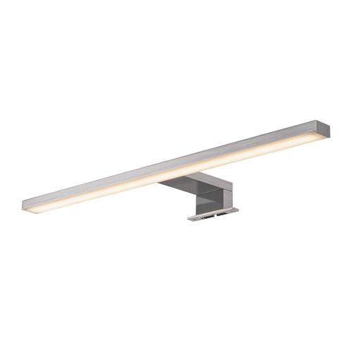 Marbel 1000781 SLV DORISA LED 50 светильник IP44 для зеркала или шкафа 6.6Вт с LED 4000К, 370лм, 110°, мати