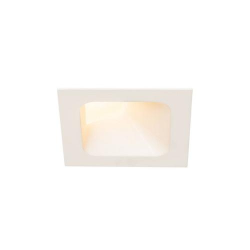 Marbel 1000795 SLV VERLUX 100 INDI светильник встраиваемый 8.6Вт с БП и LED 3000К, 650лм, белый