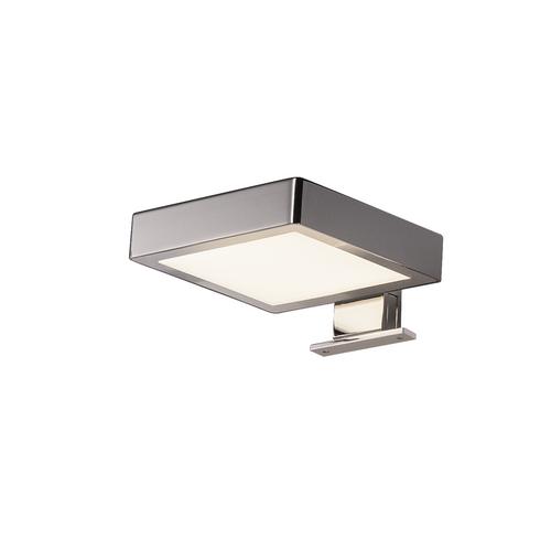 Marbel 1000816 SLV DORISA LED 10 светильник IP44 для зеркала или шкафа 5.5Вт с LED 4000К, 230лм, 100°, хром