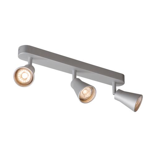 Marbel 1000894 SLV AVO TRIPLE CW светильник накладной для 3-х ламп GU10 по 50Вт макс., серебристый