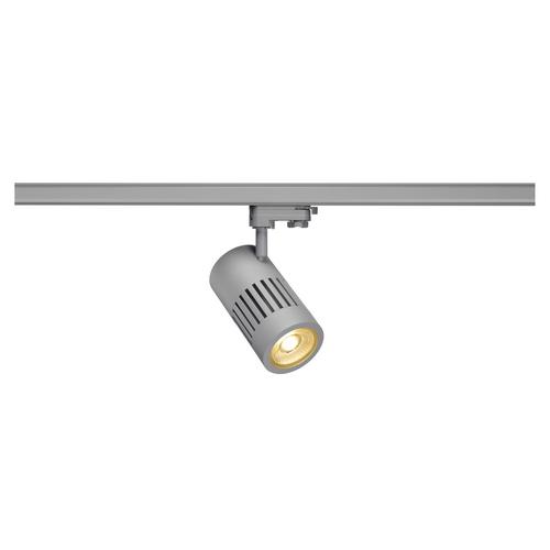 Marbel 1000982 SLV 3Ph, STRUCTEC светильник 28Вт с LED 3000К, 2700лм, 36°, CRI>90, серебристый (ex 176004)