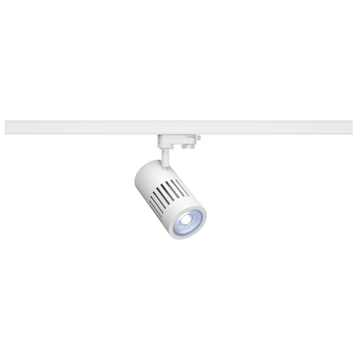 Marbel 1000999 SLV 3Ph, STRUCTEC светильник 35Вт с LED 4000К, 3450лм, 36°, CRI>90, белый (ex 176061)