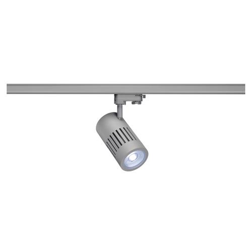 Marbel 1001000 SLV 3Ph, STRUCTEC светильник 35Вт с LED 4000К, 3450лм, 36°, CRI>90, серебристый (ex 176064)