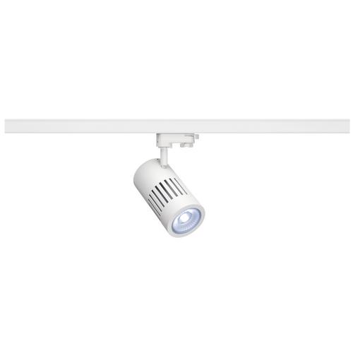 Marbel 1001002 SLV 3Ph, STRUCTEC светильник 35Вт с LED 4000К, 3400лм, 60°, CRI>90, белый (ex 176071)