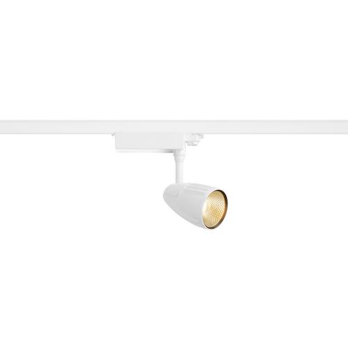 Marbel 1001270 SLV 3Ph, SPOT T LED светильник 39Вт с LED 3000К, 3100лм, 24°, CRI>80, белый