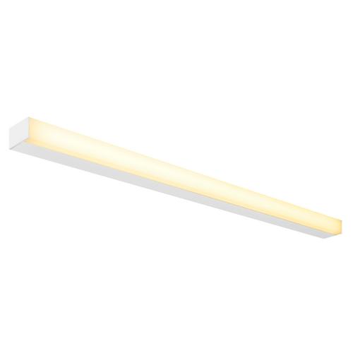 Marbel 1001287 SLV SIGHT 115 светильник накладной 37.3Вт c LED 3000К, 3100лм, белый (ex 160191)