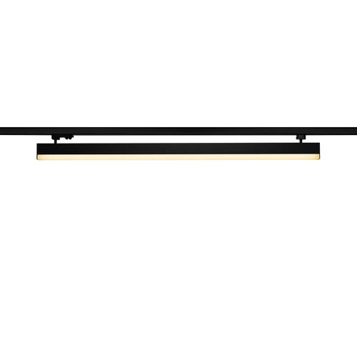 Marbel 1001289 SLV 3Ph, SIGHT светильник 37.3Вт с LED 3000К, 3100лм, 120°, UGR<28, черный (ex 153610)
