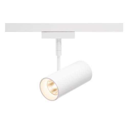 Marbel 1001355 SLV D-TRACK, REVILO светильник 9.5Вт с LED 3000К, 670лм, 36°, белый (ex 140231)