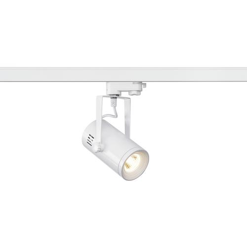 Marbel 1001368 SLV 3Ph, EURO SPOT LED SMALL светильник 11Вт с LED 3000К, 650лм, 36°, белый (ex 153801)