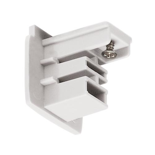 Marbel 1001380 SLV 3Ph | S-TRACK, наконечник, белый RAL9016 (ex 175061)