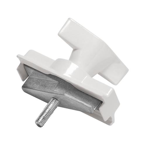 Marbel 1001395 SLV 3Ph | S-TRACK, адаптер механический, 10кг макс., белый RAL9016 (ex 175211)