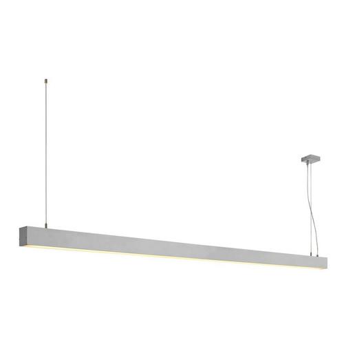 Marbel 1001408 SLV GLENOS PD 2m светильник подвесной 85Вт с LED 3000К, 5700лм, UGR<28, диммируемый 1-10В, а