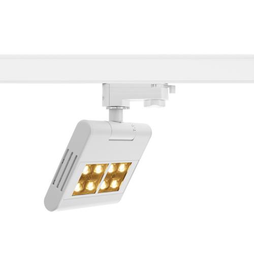 Marbel 1001466 SLV 3Ph, LENITO светильник 23Вт с LED 3000К, 2450лм, 120°, белый