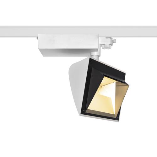 Marbel 1001474 SLV 3Ph, MERADO FLOOD светильник 40Вт с LED 4000K, 3000лм, 115°, белый