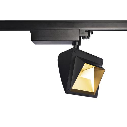 Marbel 1001475 SLV 3Ph, MERADO FLOOD светильник 40Вт с LED 4000K, 3000лм, 115°, черный