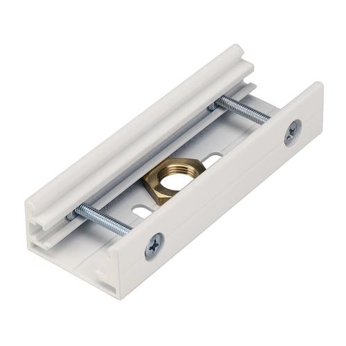 Marbel 1001523 SLV 3Ph | EUTRAC®, коннектор механический, белый RAL9016 (ex 145601)