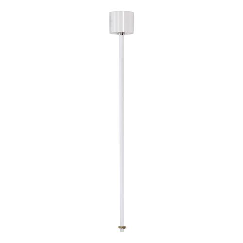 Marbel 1001529 SLV 3Ph   EUTRAC®, стойка потолочная 60 см, без крепления к шинопроводу, белый RAL9016 (ex 1