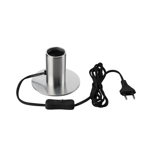 Marbel 1001678 SLV FITU TL светильник настольный для лампы E27 10Вт макс., алюминий