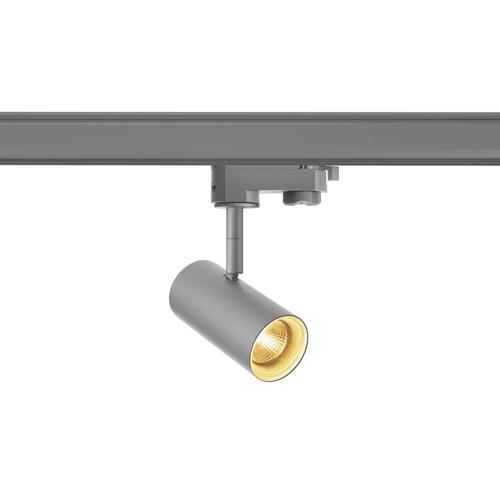 Marbel 1001867 SLV 3Ph, NOBLO SPOT светильник 7.5Вт c LED 2700К, 620лм, 36°, серебристый