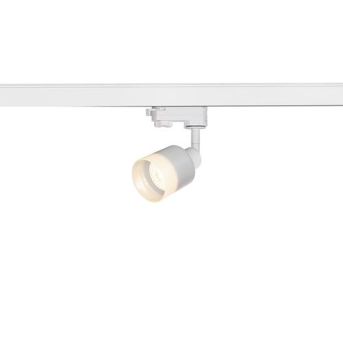 Marbel 1001872 SLV 3Ph, PURI GLASS светильник для лампы GU10 50Вт макс., белый