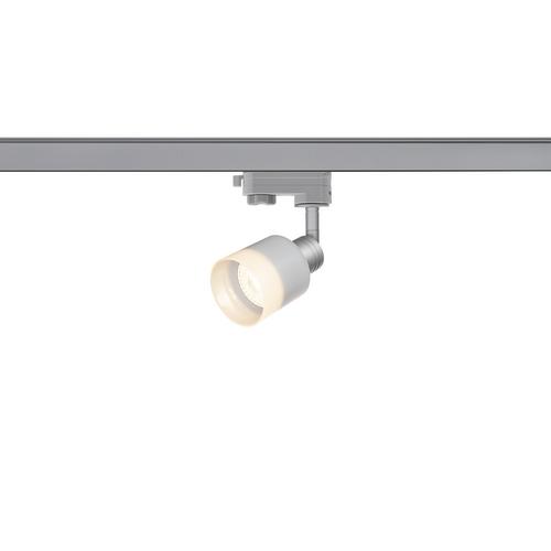 Marbel 1001873 SLV 3Ph, PURI GLASS светильник для лампы GU10 50Вт макс., серебристый