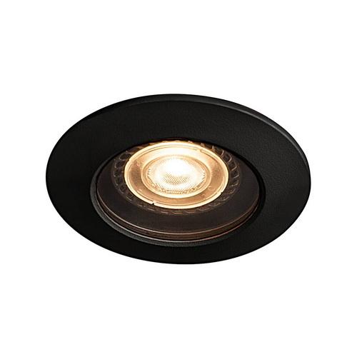 Marbel 1001930 SLV VARU GU10 светильник встраиваемый IP65 для лампы GU10 5.5Вт макс., черный