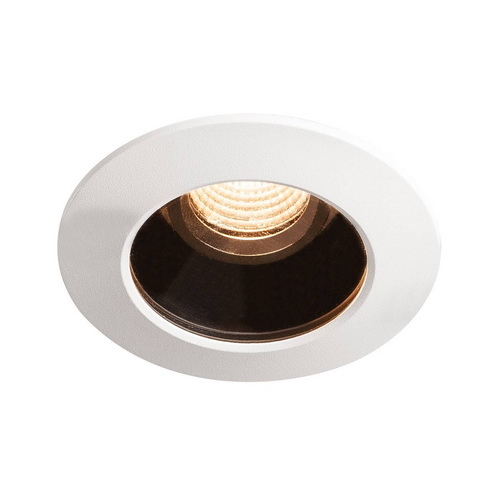 Marbel 1001933 SLV VARU LED светильник встраиваемый IP65 350мА 5Вт с LED 2700K, 400лм, 36°, белый
