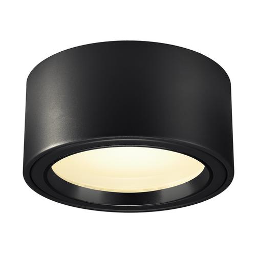 Marbel 1001939 SLV FERA 25 светильник потолочный 21Вт c LED 3000К, 1800лм, 100°, черный