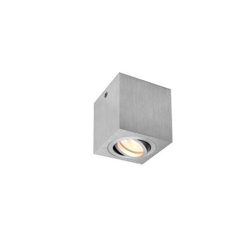 Marbel 1002004 SLV TRILEDO SQUARE GU10 CL светильник потолочный для лампы GU10 50Вт макс., матированный алю