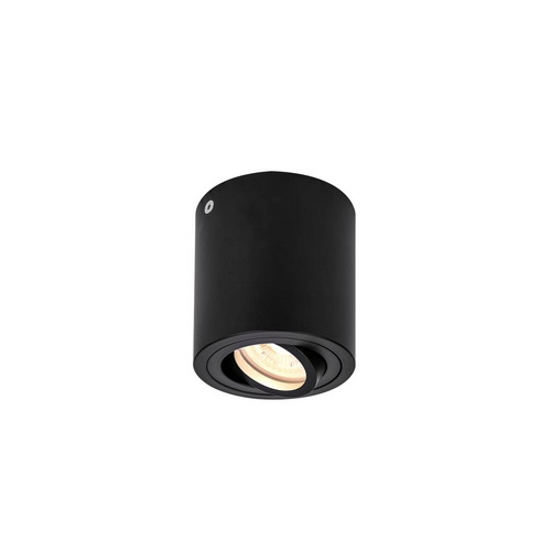 Marbel 1002010 SLV TRILEDO ROUND GU10 CL светильник потолочный для лампы GU10 50Вт макс., черный