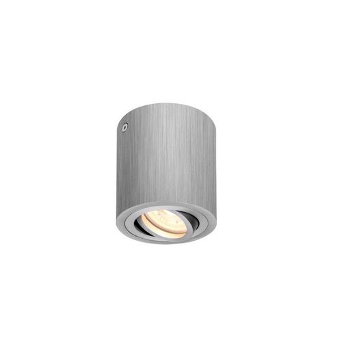 Marbel 1002012 SLV TRILEDO ROUND GU10 CL светильник потолочный для лампы GU10 50Вт макс., матированный алюм