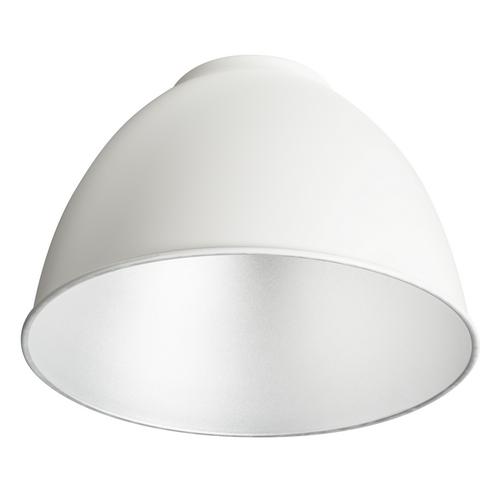 Marbel 1002057 SLV EURO PARA, плафон-рефлектор, белый