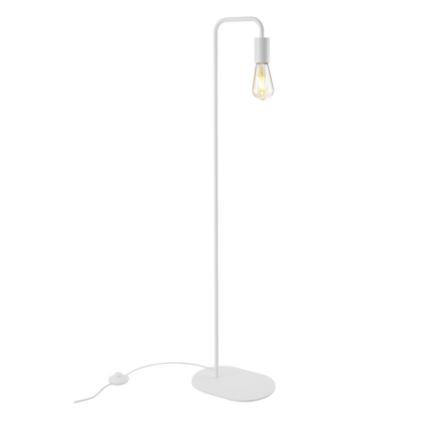 Marbel 1002145 SLV FITU FL светильник напольный для лампы E27 60Вт макс., белый