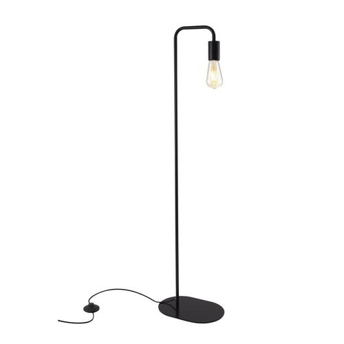 Marbel 1002146 SLV FITU FL светильник напольный для лампы E27 60Вт макс., черный