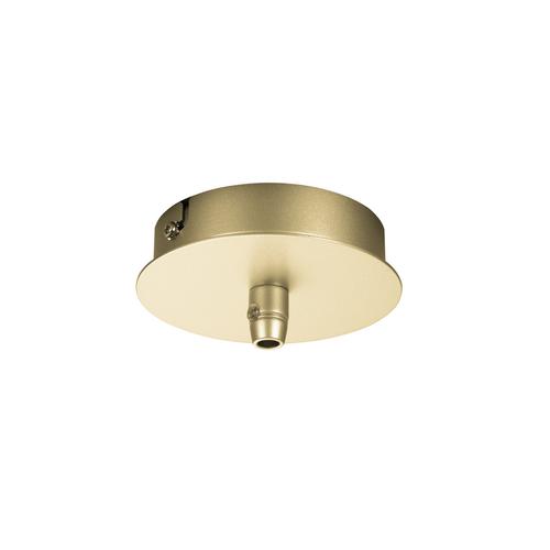 Marbel 1002163 SLV FITU, основание круглое 1х, латунь