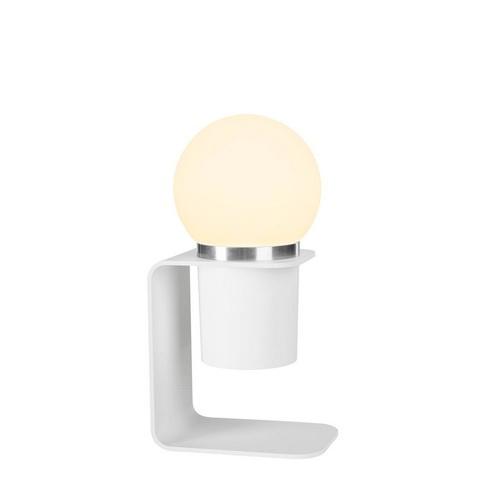 Marbel 1002582 SLV TONILA светильник переносной 1.6Вт с аккумулятором, LED 2700К,80лм, 3 ступени яркости, б