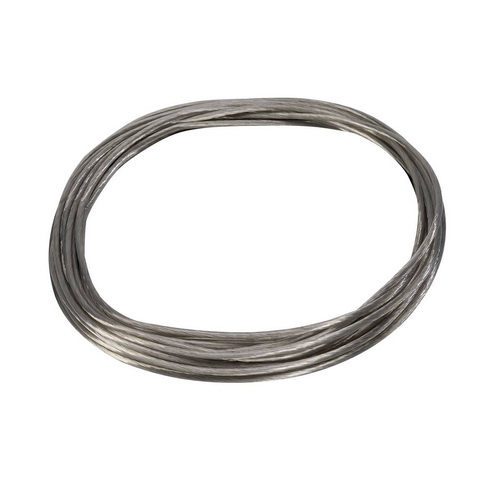 Marbel 1002604 SLV TENSEO, тросик в изоляции, сечение 4 кв.мм, 25А макс., 48В макс., 10 метров, прозрачный