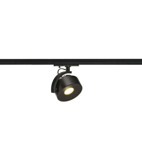 Marbel 1002854 SLV 1PHASE-TRACK, KALU TRACK LEDDISK светильник 13Вт c LED 3000К, 860лм, 85°, черный