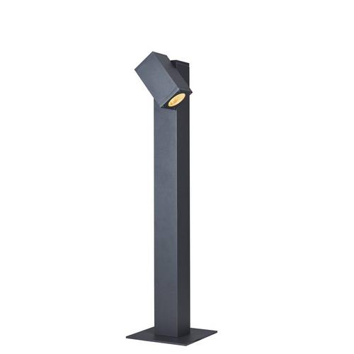 Marbel 1002870 SLV THEO PATHLIGHT светильник напольный IP44 для лампы QPAR51 7Вт макс., антрацит