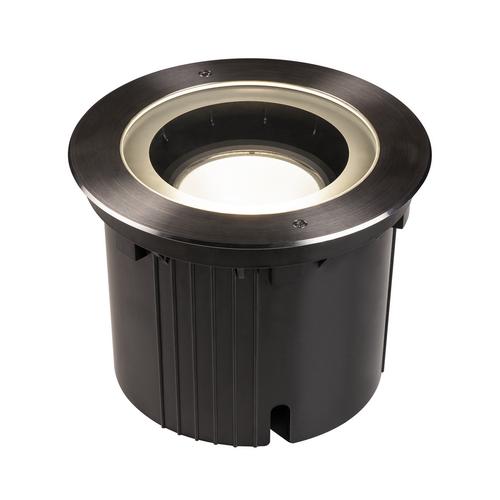 Marbel 1002897 SLV DASAR® 270 IP65 светильник встраиваемый с LED 30Вт, 3000K, черный матовый