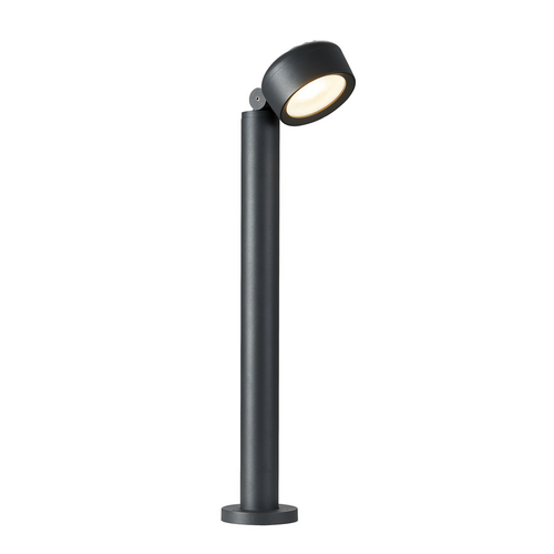 Marbel 1002907 SLV ESKINA 80 светильник напольный IP65 с LED 14,5 Вт,3000/4000K, димм., матовый антрацит
