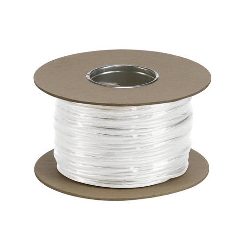 Marbel 139041 SLV TENSEO, тросик в изоляции, сечение 4 кв.мм, 25А макс., 48В макс., белый