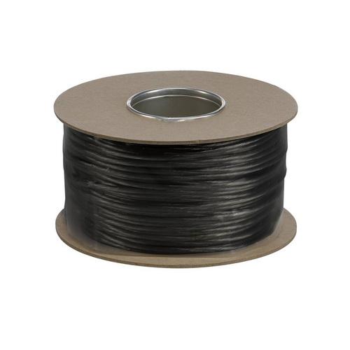 Marbel 139060 SLV TENSEO, тросик в изоляции, сечение 6 кв.мм, 25А макс., 48В макс., погонный метр, черный